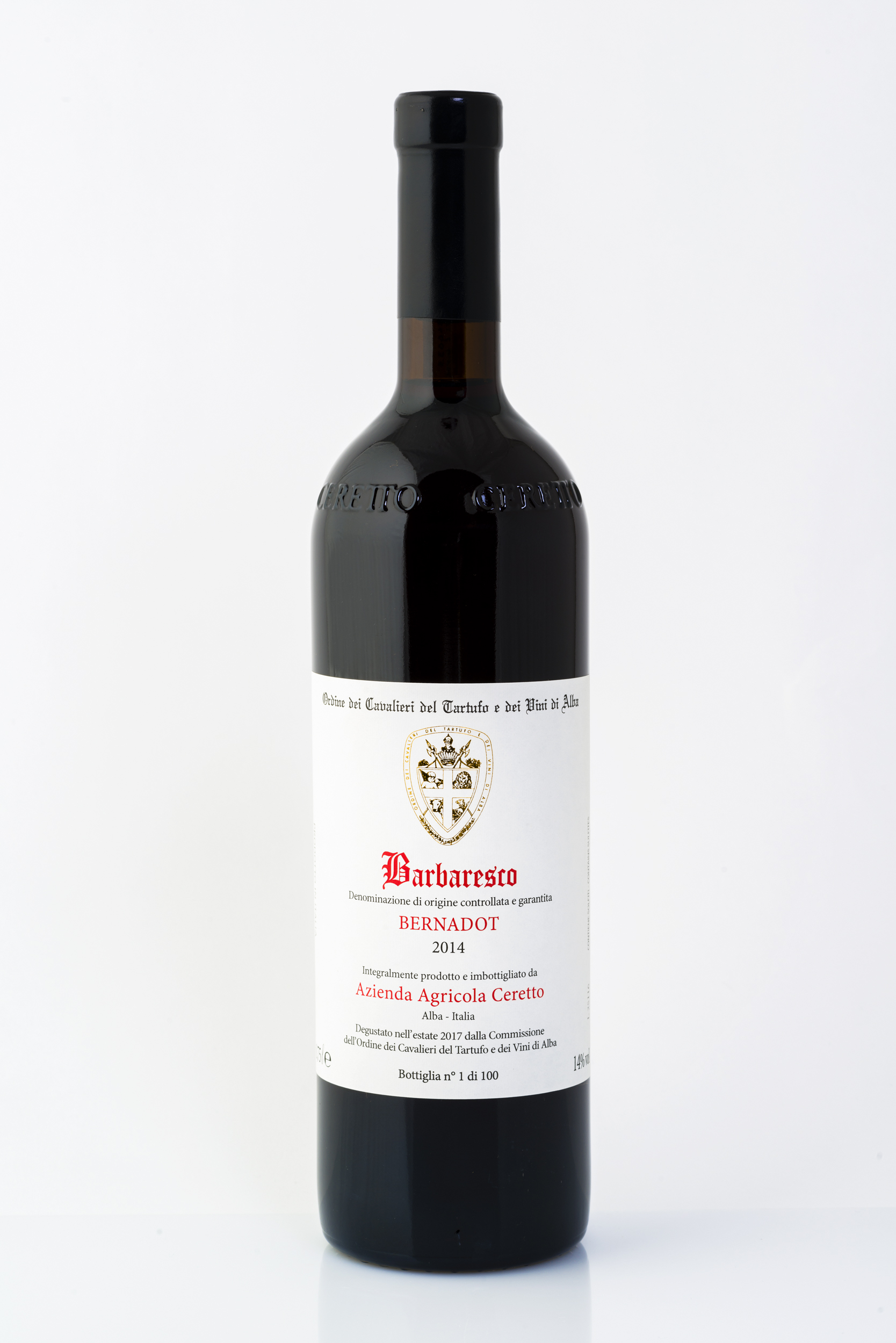BARBARESCO DOCG BERNADOT 2014 CERETTO
