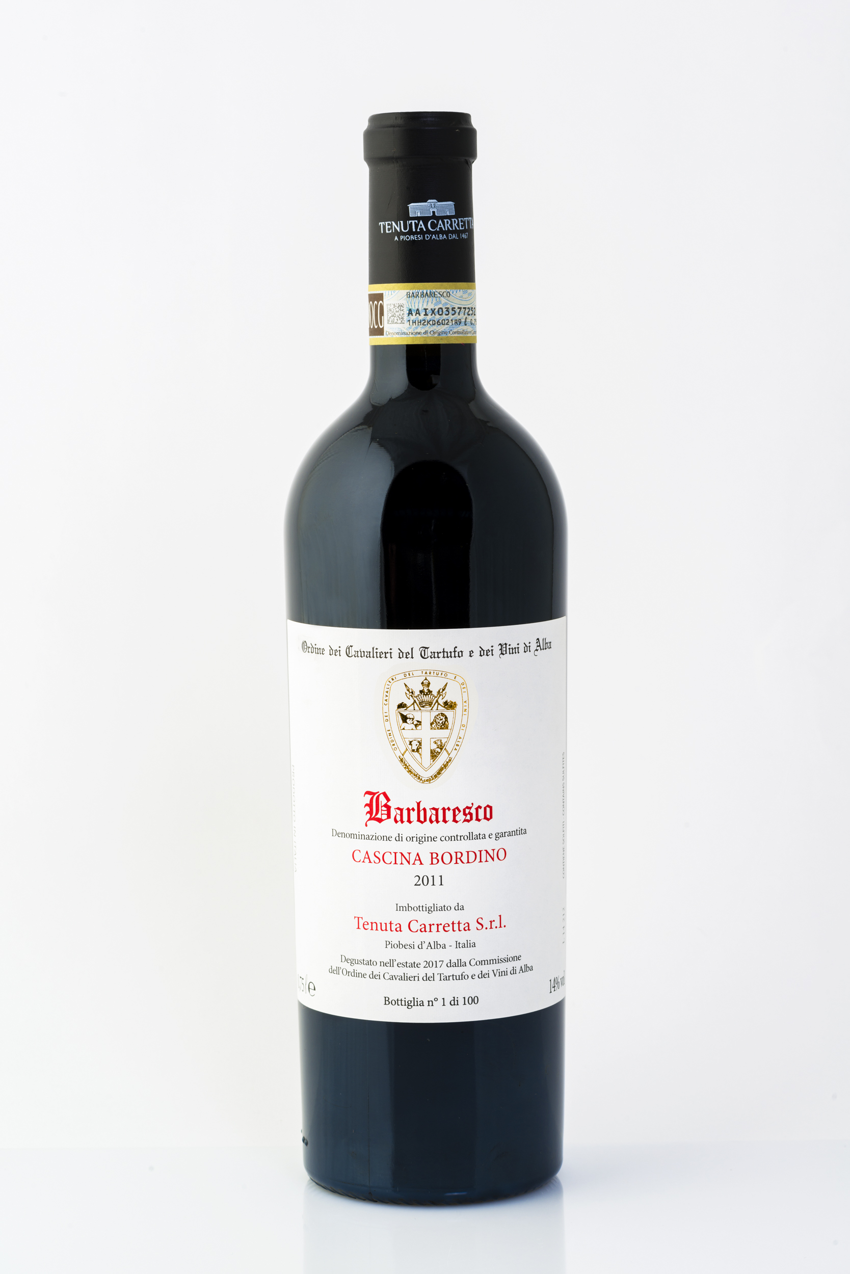 BARBARESCO DOCG BORDINO 2011